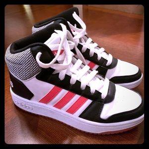 Kids' Hoops 2 High Top Sneaker Grade School size 4